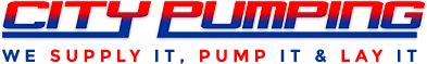 City Pumping logo